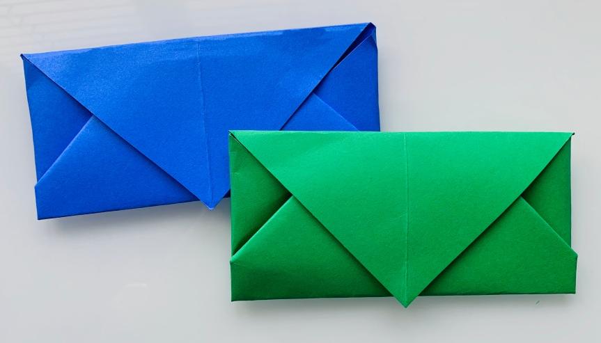 How to make envelopes for cards?/¿Cómo hacer sobres paracartas?