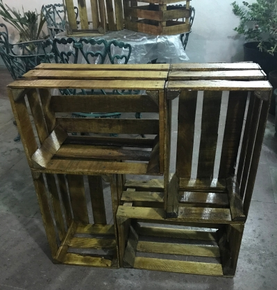 crates / huacales