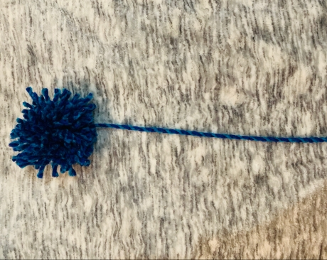 marcador de pompon