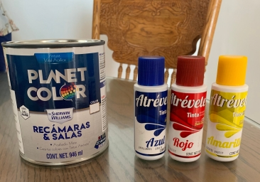 make your wall colors
