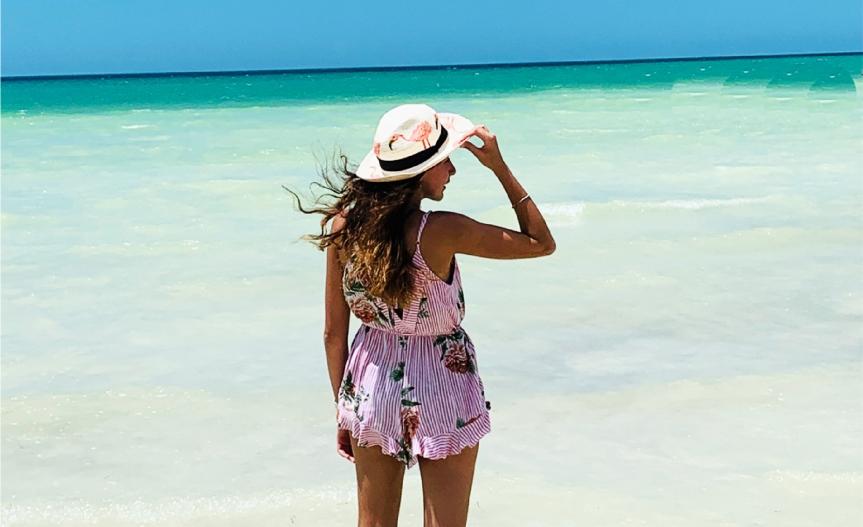How to paint your beach hat? / ¿Cómo pintar tu sombrero deplaya?