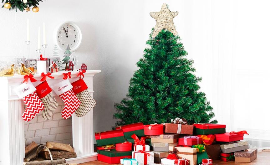 Christmas tree star / Estrella para el árbol denavidad