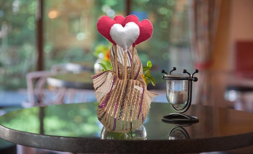 Valentine's Hearts Bouquet / Ramo de Corazones para SanValentín
