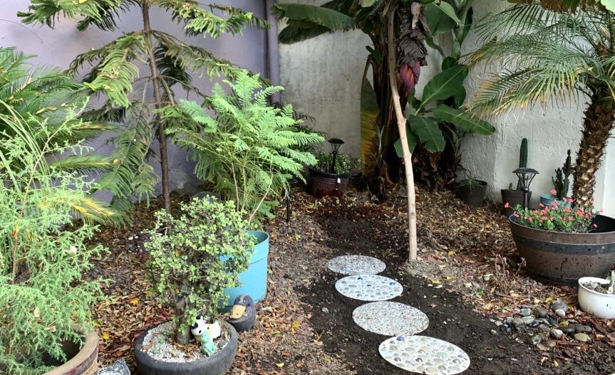 Make DIY Garden Stepping Stones/ Haz Adoquines DIY para elJardin